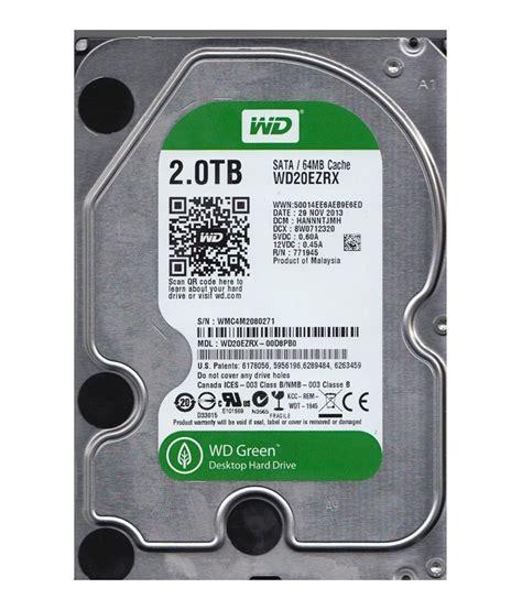 Hardisk Wd 2tb western digital 2tb diskdrive 20ezrx buy western digital 2tb diskdrive 20ezrx