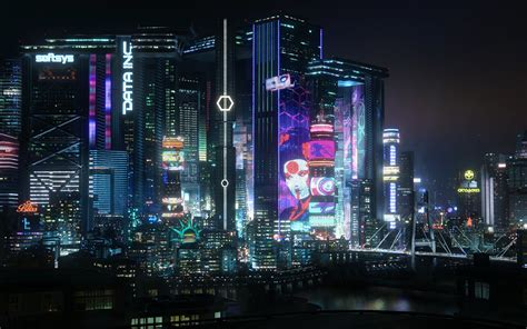 night city cyberpunk   wallpapers