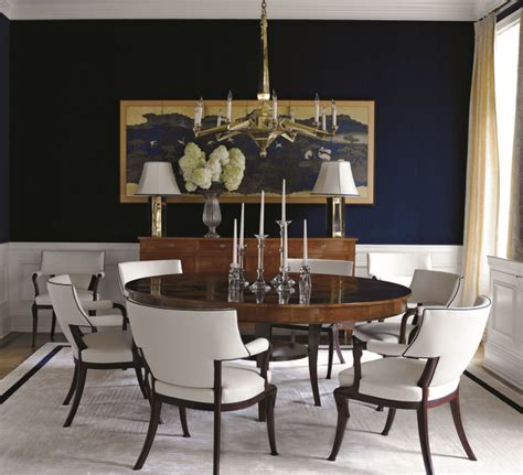 navy blue dining room navy white dining room home design pinterest