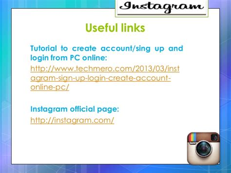 tutorial sign up instagram create instagram account login sign up online