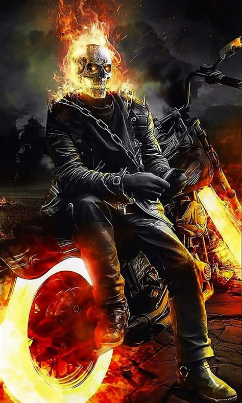 wallpaper bergerak ghost rider ghost rider wallpaper images wallpaper and free download