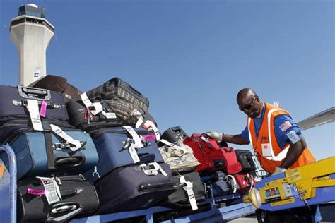 south west airlines r agent airport how is passenger baggage transferred and how