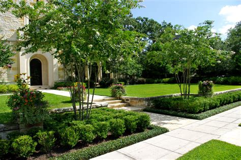 river oaks houston landscapes traditional landscape