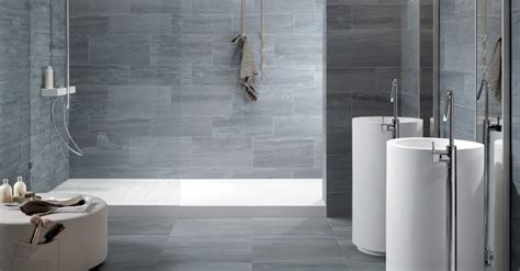 badezimmer graue fliesen grey bathroom ideas the classic color in great solutions