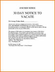 30 Day Lease by Doc 400520 Eviction Forms Free Blank Eviction Notice Form 91 Related Docs