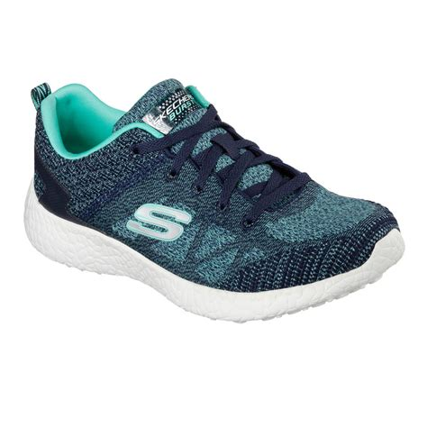 sports shoes womens skechers sport burst s running shoes 50