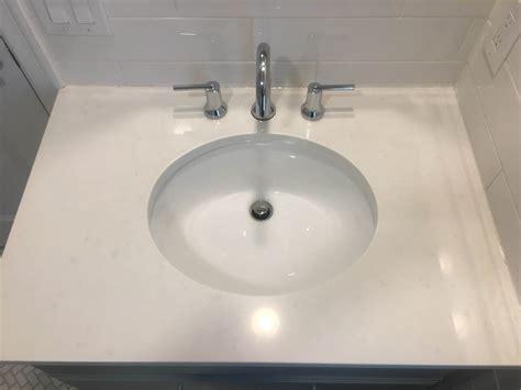 Select Kitchen Design quartz bathroom gallery vanity design st charles mo