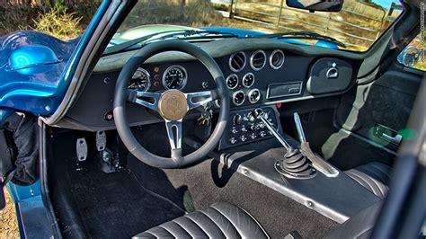 daytona interior driving shelby s new daytona coupe oct 27 2015