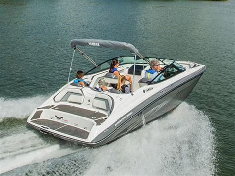yamaha boats reviews 2015 yamaha sx192 picture 609646 boat review top speed