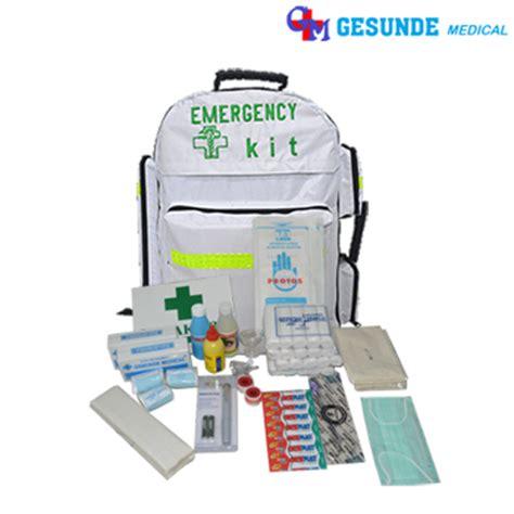 Tas Dk Set Isi 3 jual tas ransel p3k isi standar paket a standar permenakertrans toko medis jual alat kesehatan