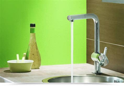 rubinetti da cucina grohe grohe flair miscelatore da cucina con doccetta estraibile
