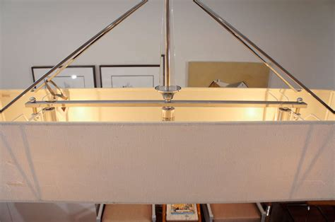 Rectangle Light Fixture Rectangular Hanging Light Fixture At 1stdibs