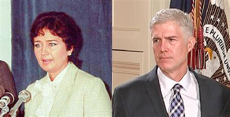 neil gorsuch mother and father epa d 233 j 224 vu for staff as gorsuch makes headlines