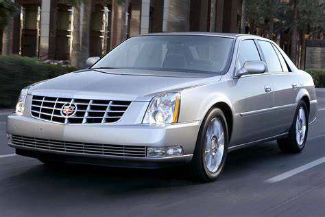 dts cadillac 2007 2007 cadillac dts overview cars
