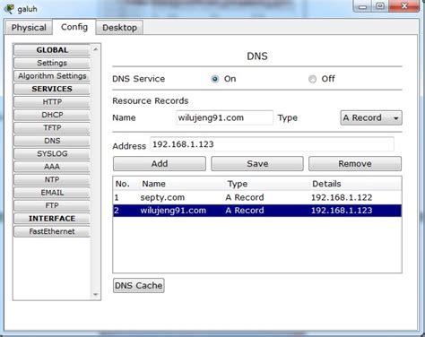 Cara Konfigurasi Dns Server Di Cisco | cara konfigurasi dns server di cisco cara konfigurasi mail