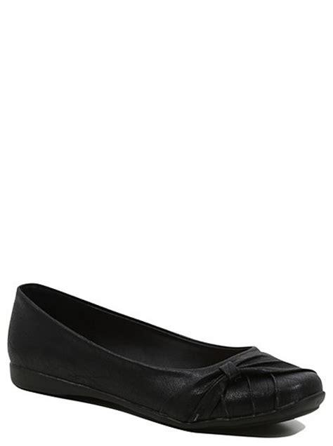 asda shoes ruched bow flats george at asda