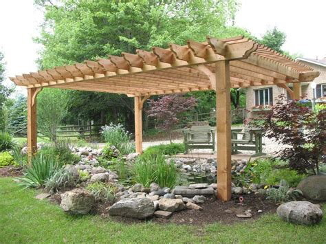 pergola kit for the home pinterest