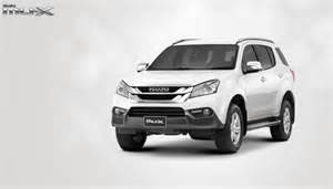 All Isuzu All New Isuzu Mu X 2015 Autos Post
