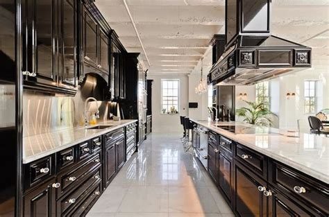 white kitchen traditional kitchen pricey pads pricey pads contemporary galley kitchen with white wood