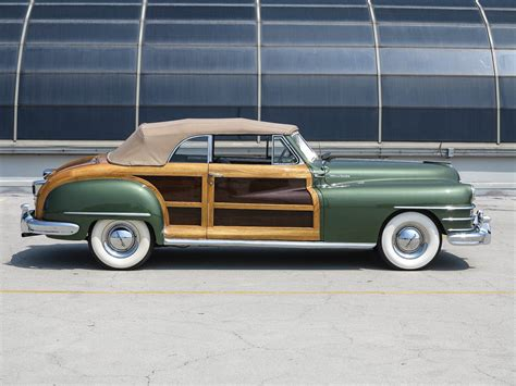 1948 Chrysler Town And Country by 1948 Chrysler Town And Country Exclusive Motorcars