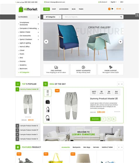 15 Best Free Premium Woocommerce Themes 2017 15 best free premium woocommerce themes 2017