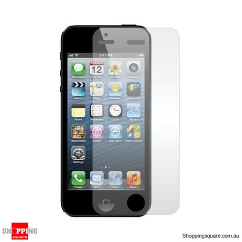 Anti Glare Screen Protector Iphone 5c screen protector anti glare for iphone 5s 5c 5