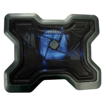 vztec big fan usb cooler pad vz nc2171 black jakartanotebook