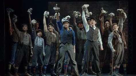 Now I Another Broadway Musical To Get Excited 2 by Disney S Newsies The Broadway Musical Now Available