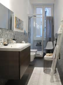 badezimmer schmal dunkle badezimmer richtig einrichten roomido