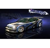 Need For Speed Most Wanted Car Wallpaper 1