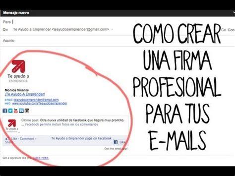 ejemplos de firmas digitales scholarly search c 243 mo crear una firma profesional para tus correo