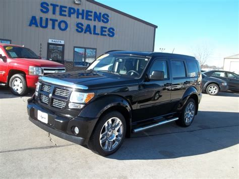 electronic stability control 2009 dodge nitro auto manual 2007 dodge nitro for sale in johnston ia 9