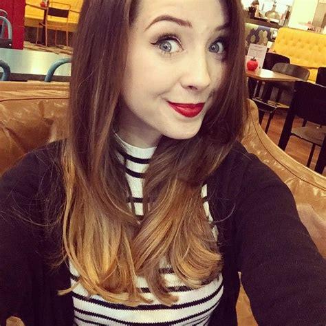 hairstyles zoella zoella hair cut and hair on pinterest