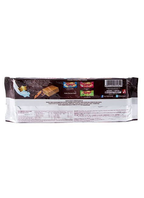 Wafer Nabati Rasa Cokelat 145gr wafer chocolate pck 130g klikindomaret