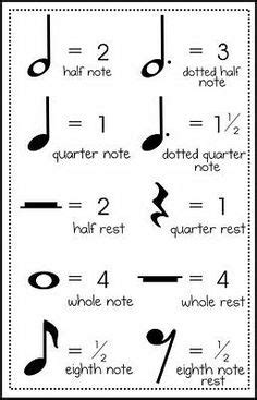 printable music note value flash cards 1000 images about 4th grade music education on pinterest