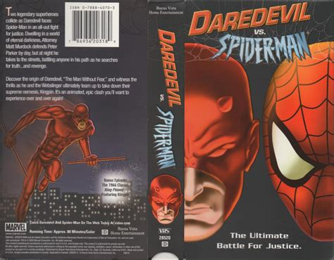 film cartoon spiderman vhs wasteland your home for high resolution scans of rare