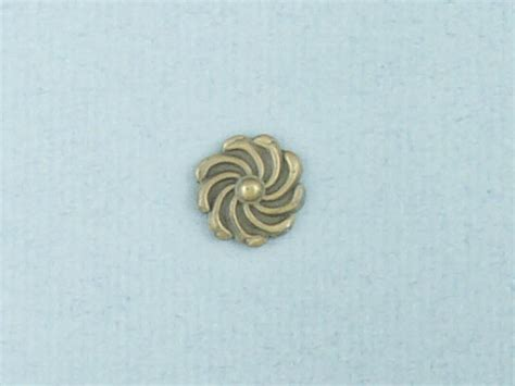 spiral upholstery pins small spiral pattern mount a275 optimum brasses