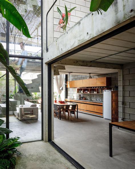 home design center westbury galeria de casa maracan 227 terra e tuma arquitetos