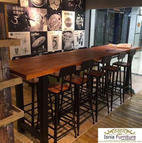 Kursi Cafe Bar set meja kursi cafe bar paling laris dan di cari di indinesia luar negeri