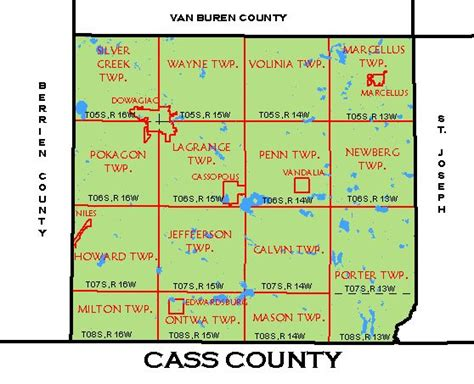 Cass County Records Cass County
