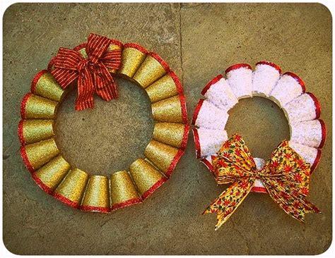imagenes navideñas reciclaje imagenes navide 241 as con material de reciclaje para mi