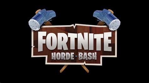 fortnite font fortnite s horde bash update goes live new heroes