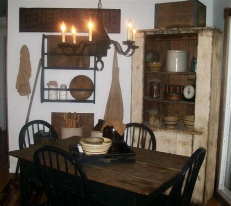 primitive dining room primitive dining room primitives pinterest