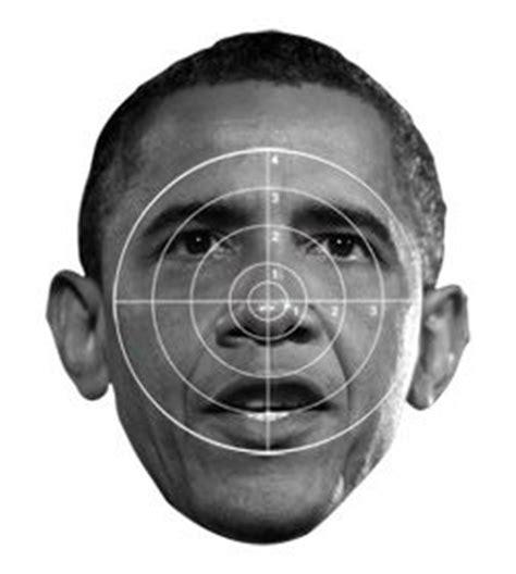 Printable Shooting Targets Obama | shooting targets target and shooting on pinterest