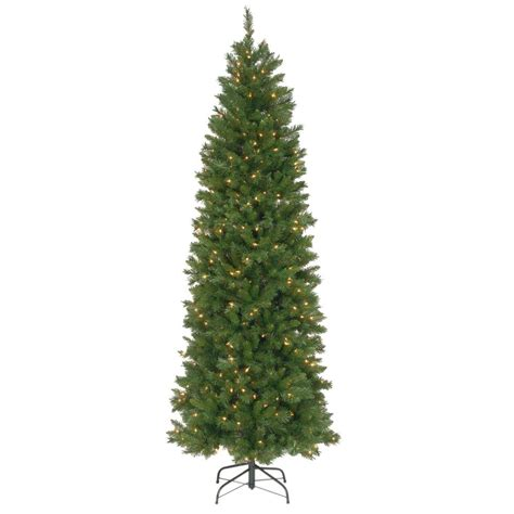 national tree company 7 1 2 ft pennington fir hinged
