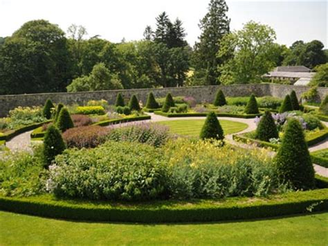 formal kitchen garden photographs and article about aberglasney we show you