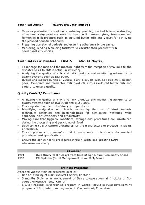 Food Safety Trainer Sle Resume by Iso 22000 Haccp Food Safety Consultant Auditor And Trainer