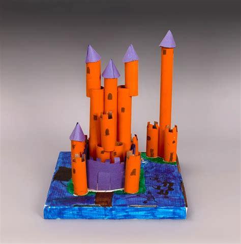 castle craft for castle for keeps craft crayola