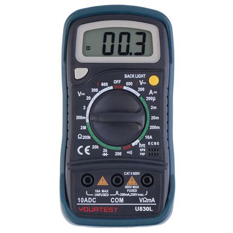 check inductor using multimeter test inductor using multimeter 28 images holdpeak hp4070d mini digital multimeter