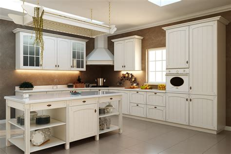 The Luxury Kitchen With White Color Cabinets Home And | the luxury kitchen with white color cabinets home and